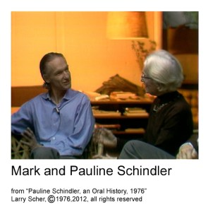 mark and pauline schindler, 1976