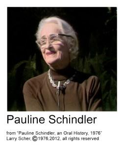 pauline schindler, 1976