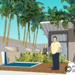 house addition 3D modle