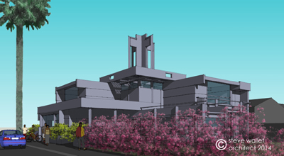steve wallet architect Bethlehem Baptist Church 3-16-2014