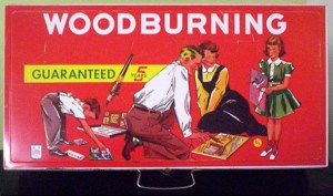 1950's wood burning kit 2014-12-22