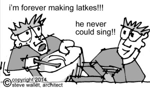 steve wallet architect 2014 hanukkah latke recipe cartoon detail