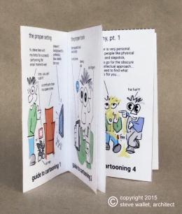 steve wallet architect small moments mini-comic 2015-6-16