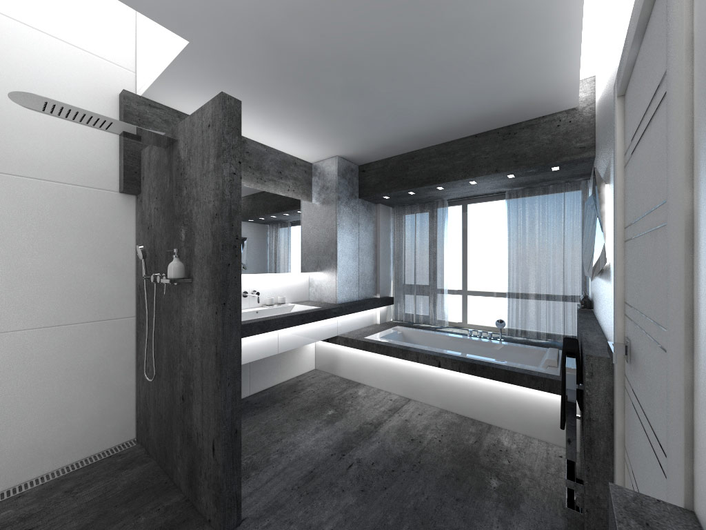Grey Bathroom Ideas: The Classic Color In Great Solutions