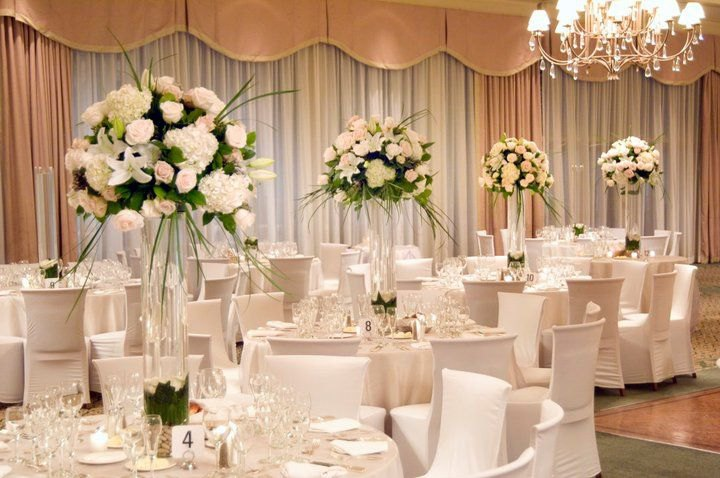 Some Wedding Table Decoration Ideas And Tips