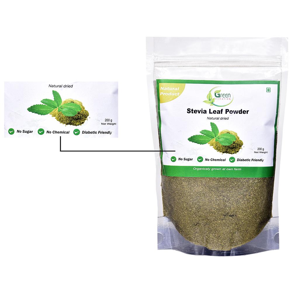 Stevia Powder – 200 grams