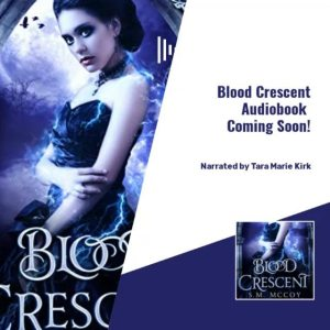 Tara Marie Kirk Narrating Blood Crescent