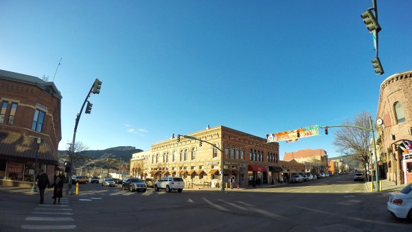 picture of downtown in durango colorado