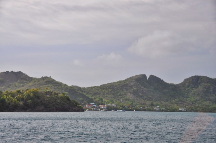 Photo of Providencia, Colombia with Morgans Ass in the background
