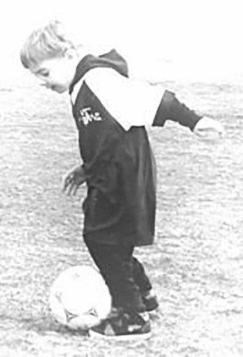 stephen ewashko first soccer game