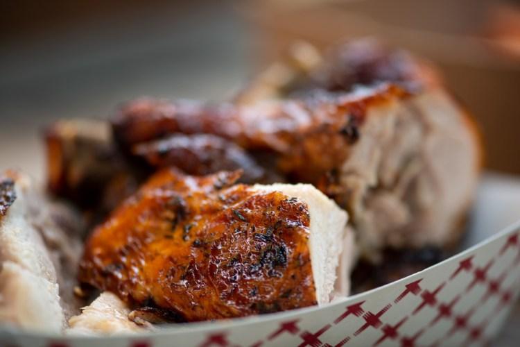 photo of jerk chicken by One Love Key West