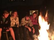 Bonfire at Marwood Cooperative