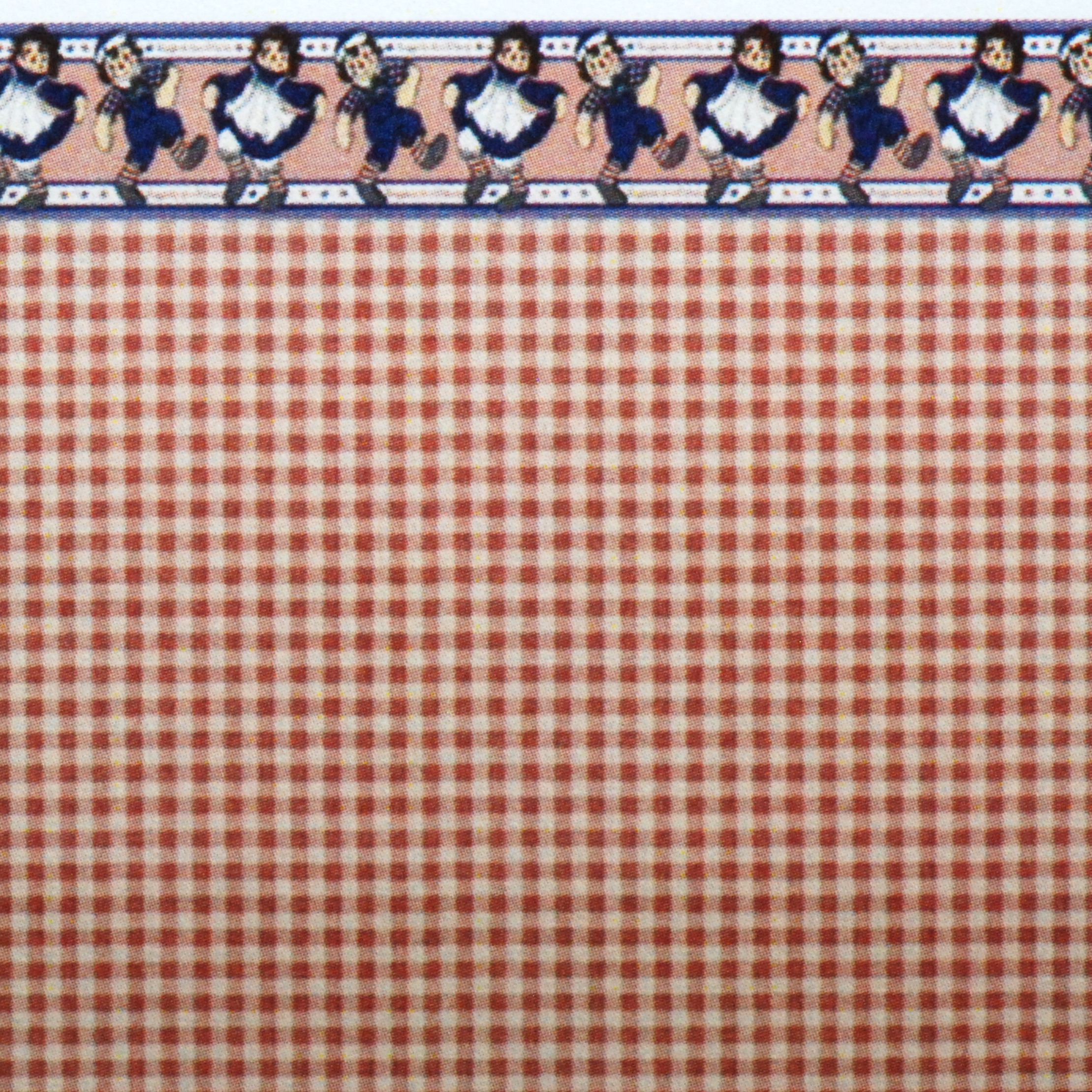 1 48 Wallpaper Quot Raggedy Ann And Andy Quot Stewart Dollhouse