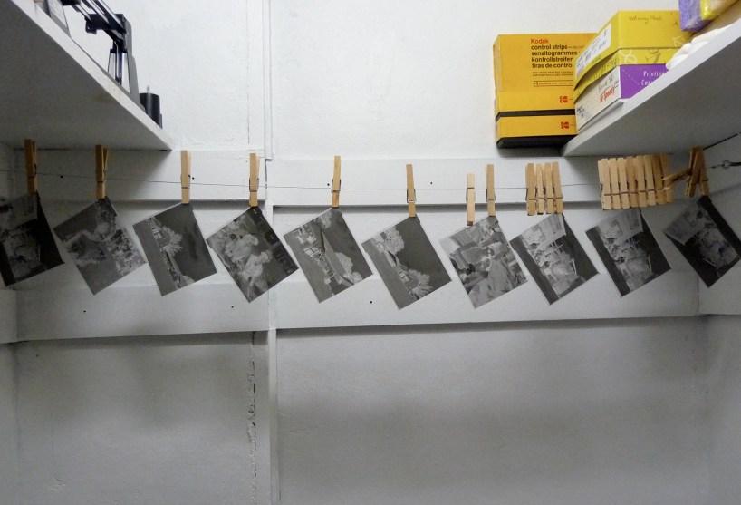 film drying