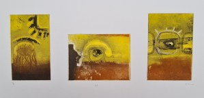 SF I, '97, Photoetching, 4 remaining APs, 4 remaining from 1 Edition of 8, £130