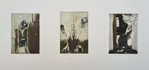 Untitled (#4, Degree Show '94), Photoetching, AP, £150 1 remaining