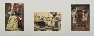Untitled ('93), Photoetching, AP, NFS