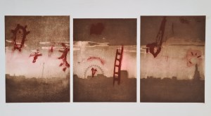 Untitled, Photoetching, 2000, AP, NFS