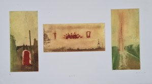 Cork I, Photoetching, 1998, AP, not for sale