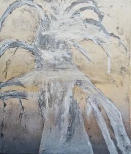 Ojai #8 (Ghost), Monoprint, 36cm x 30cm