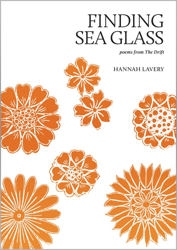 Cover of Finding Sea Glass by Hannah Lavery