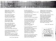 1985 - Josef Pips Mayrhofer.Gedichte