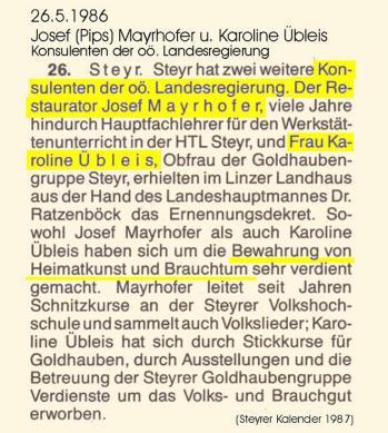 1986-05-26 - Pips Mayrhofer.Karoline Übleis