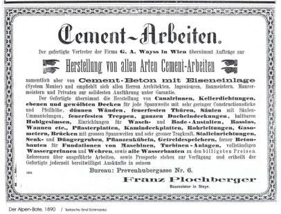 1890.Inserat.Plochberger