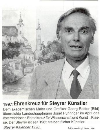 1996 - Georg Reitter.Ehrenz