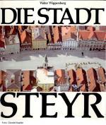 1990 - Wippersberg.Buch Stadt Steyr