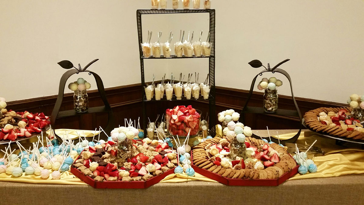 Upscale Hors D Oeuvres Reception Stf Events Amp Catering