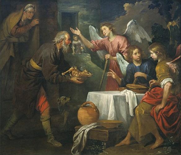 Giovanni_Andrea_de_Ferrari_Abraham_and_the_Three_Angels