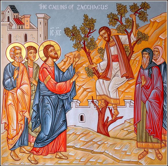 zacchaeus-icon