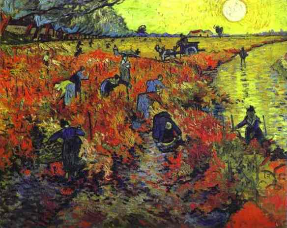 Red-Vineyards-vincent-van-gogh