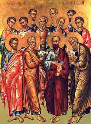 The_12_Apostles_of_Jesus