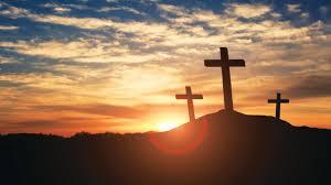 Easter Crosses Resurrection