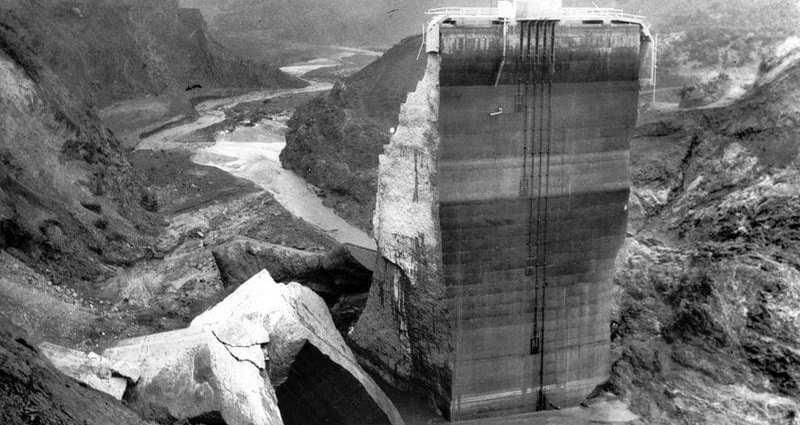 Saint Francis Dam Disaster National Memorial