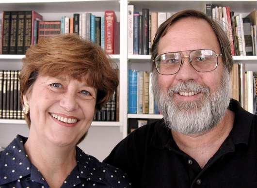 Nancy and Jon Wilkman