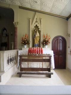 Joseph Altar