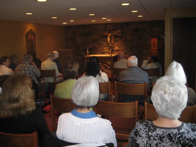 Contemplative Group Prayer 001