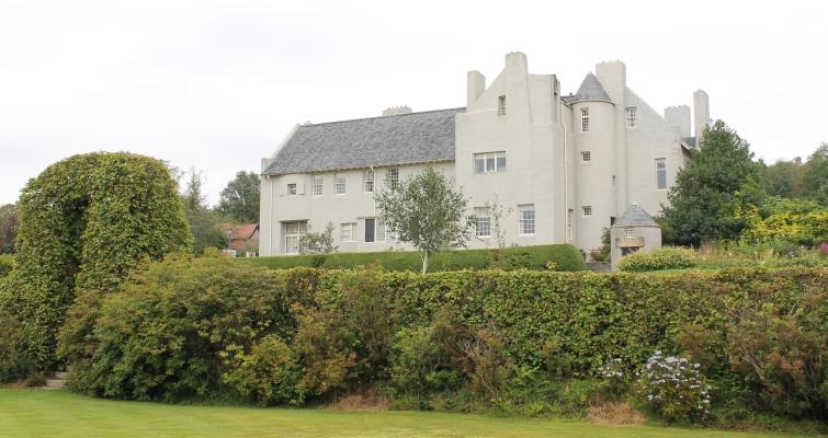 Hill house Charles Rennie Mackintosh