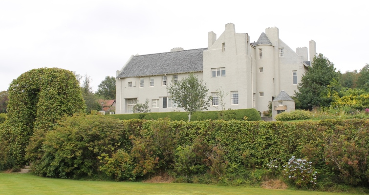 Hill house Charles Rennie Mackintosh