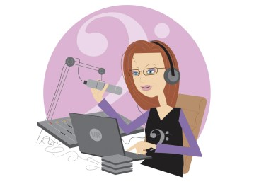 Illustrations for Baltimore, USA based CBR Network/CodeBass radio, 2015