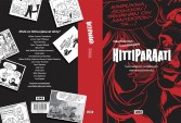 "Cover and lay-out design for ""Hittiparaati"" by Ville Hänninen and Harri Römpötti. Published by LIKE kustannus 2014."
