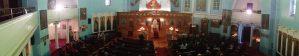 Fr. Peter Rizos at St. George Greek Orthodox Church of Lowell, MA