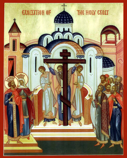 Exaltation of the Cross & Pictorial Directory