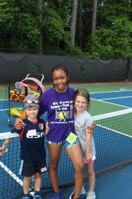 Sadie, Sanoe & Calder