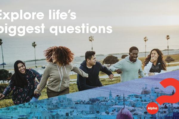 Small Groups-Alpha Course