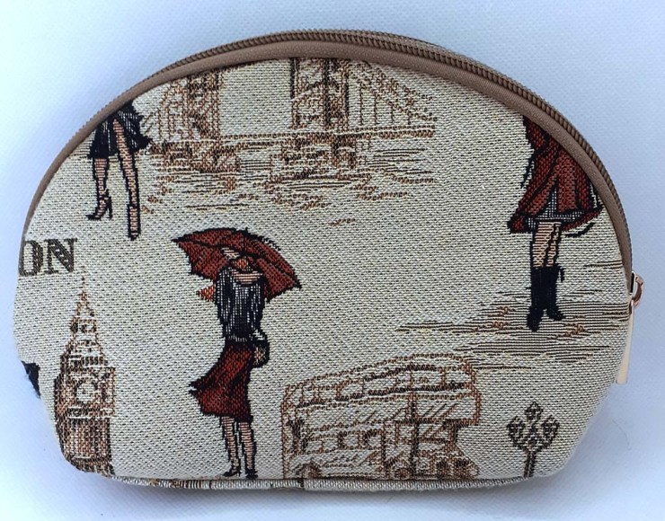 Signare Tapestry Cosmetic Bag