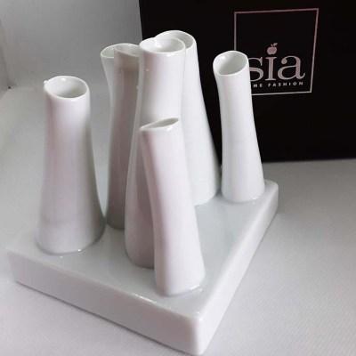 Multi-Stem Vase